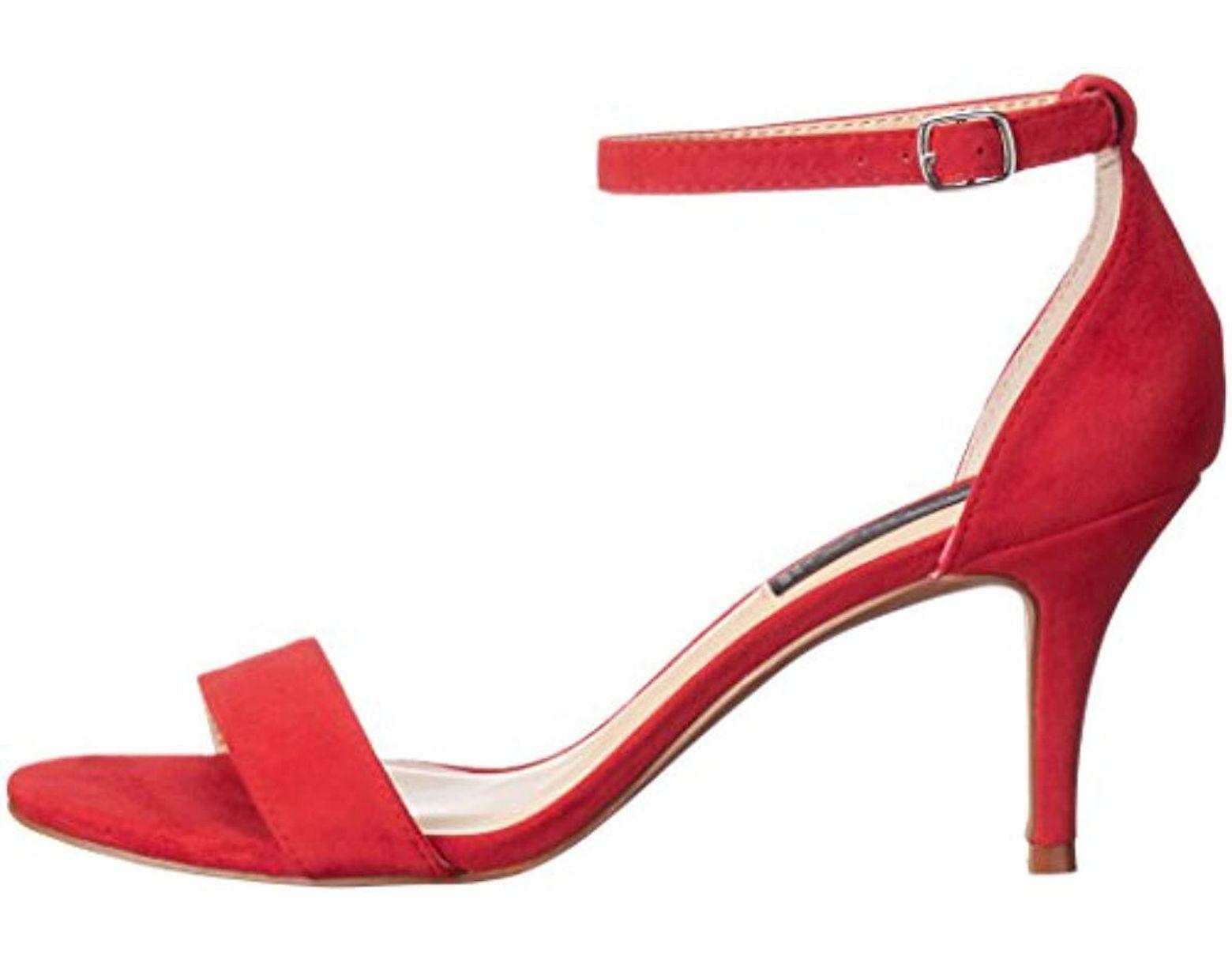 600a6edea36ac Women's Red Viienna Dress Sandal