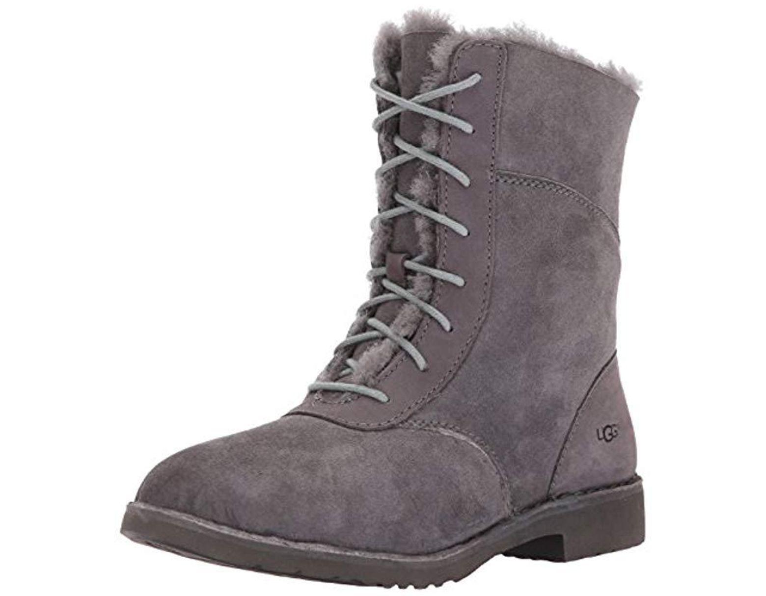 43b54e67188 Women's Gray Daney (charcoal) Boots