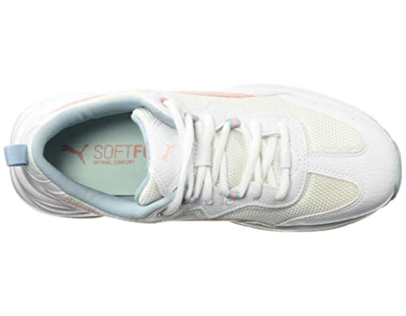 Women's White Cilia Sneaker