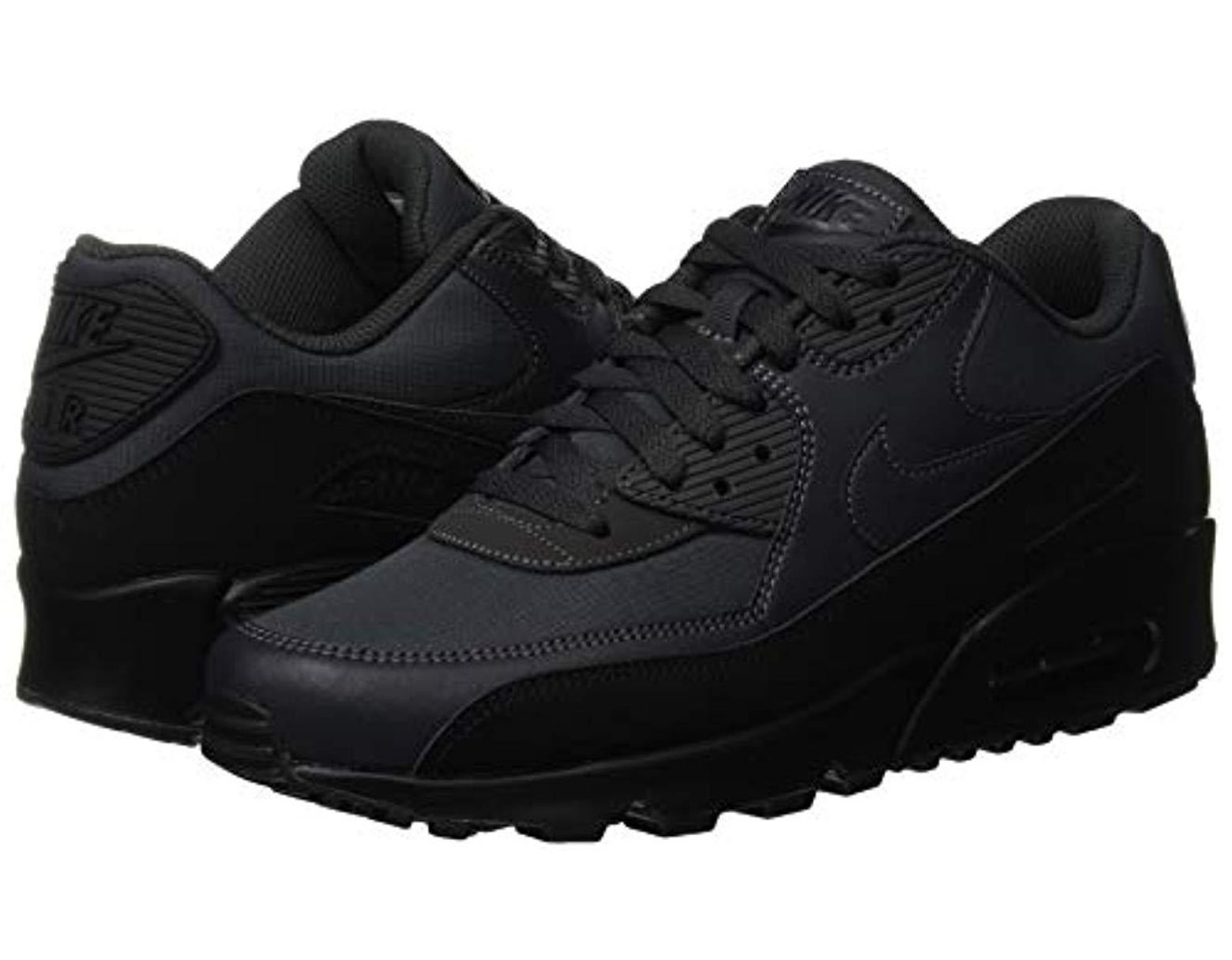 online store 347d2 5e962 Nike Air Max 90 Essential Gymnastics Shoes in Black for Men - Save 41% -  Lyst