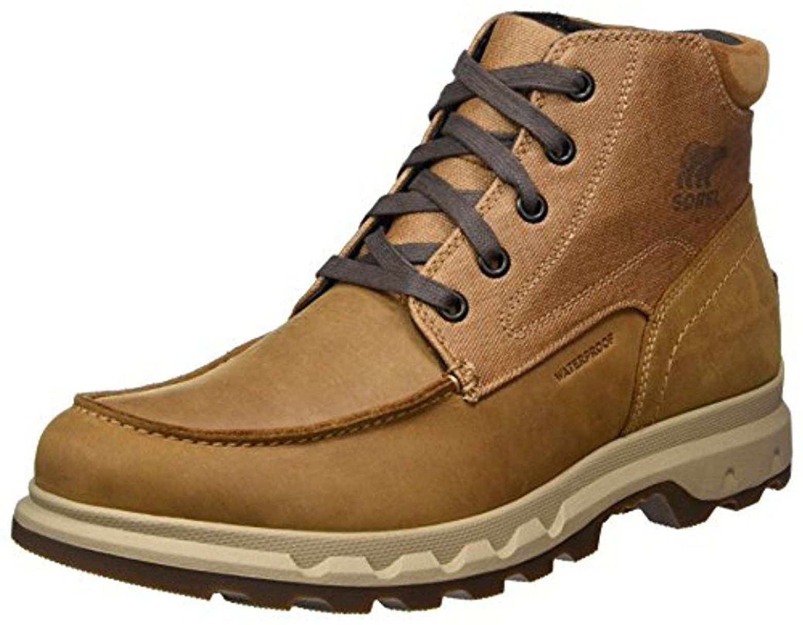 6d173a4890a Men's Portzman Moc Toe Ankle Boot