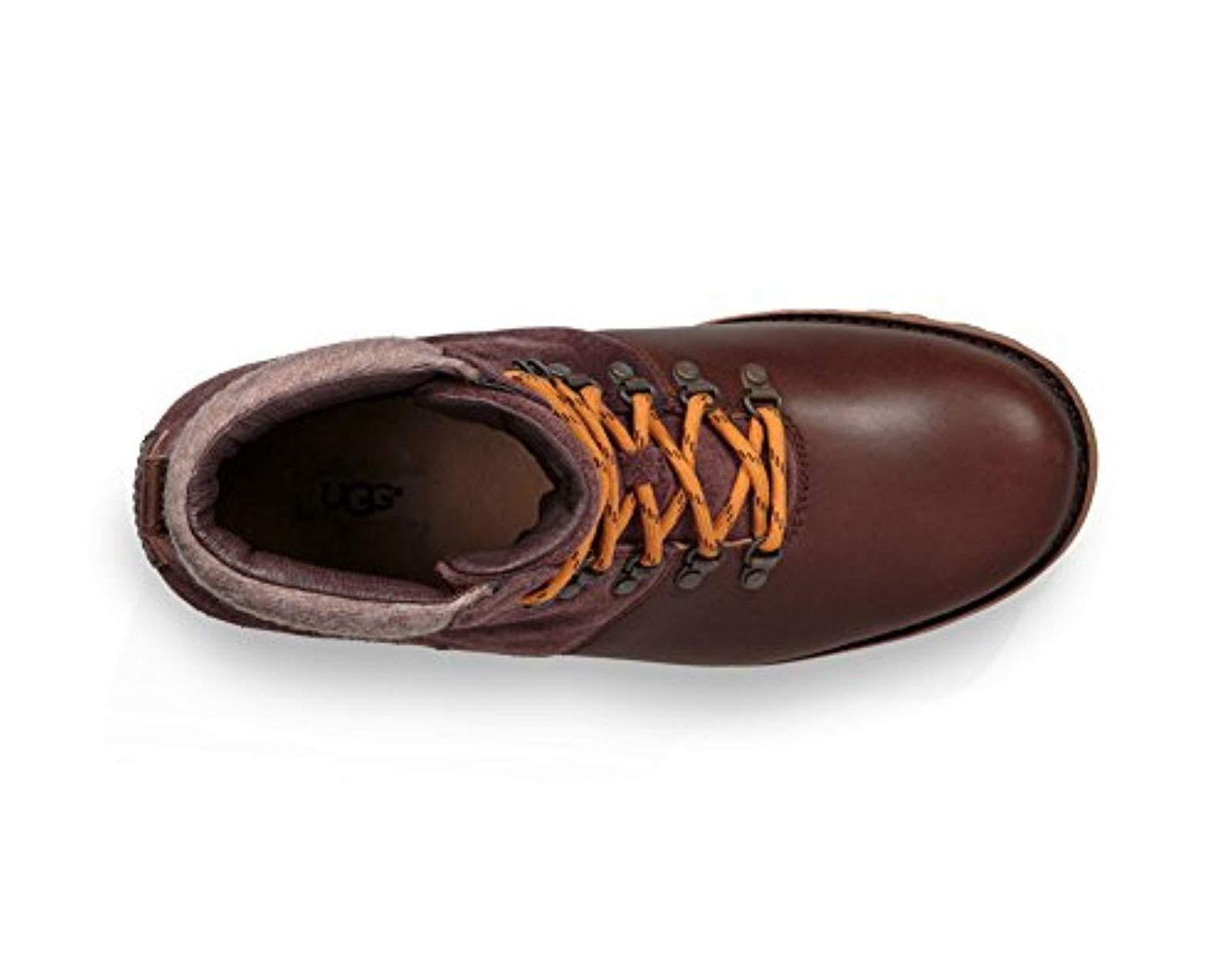 ef4650345d0 UGG Halfdan Winter Boot in Brown for Men - Lyst