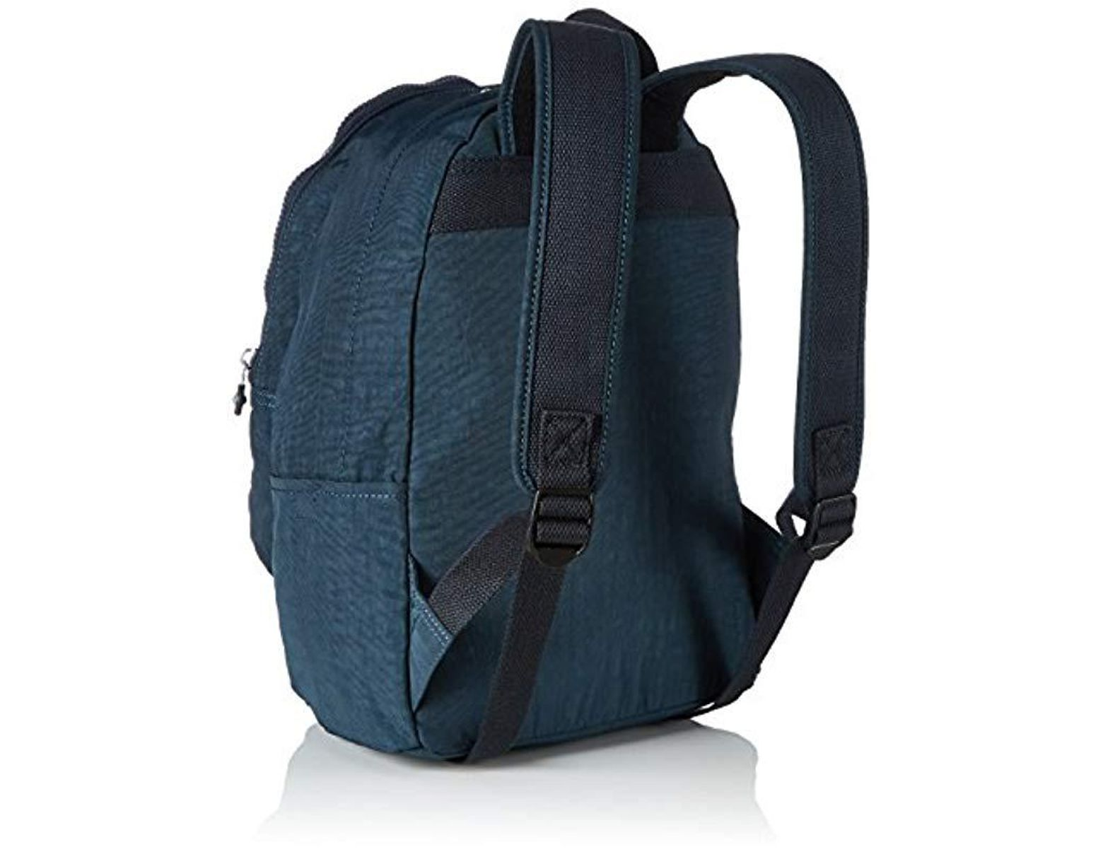 de3550379e Kipling Clas Challenger Backpack Handbags in Blue - Save 6% - Lyst