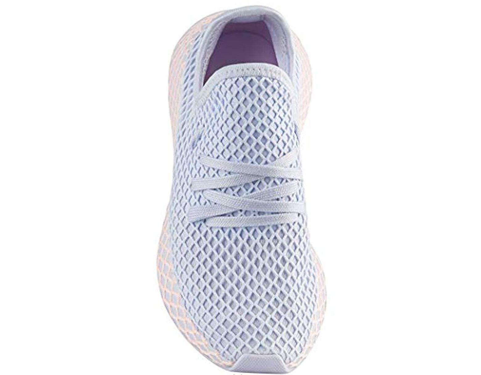 71f41f71eac3b adidas Deerupt Runner W S B37878 in Blue - Lyst