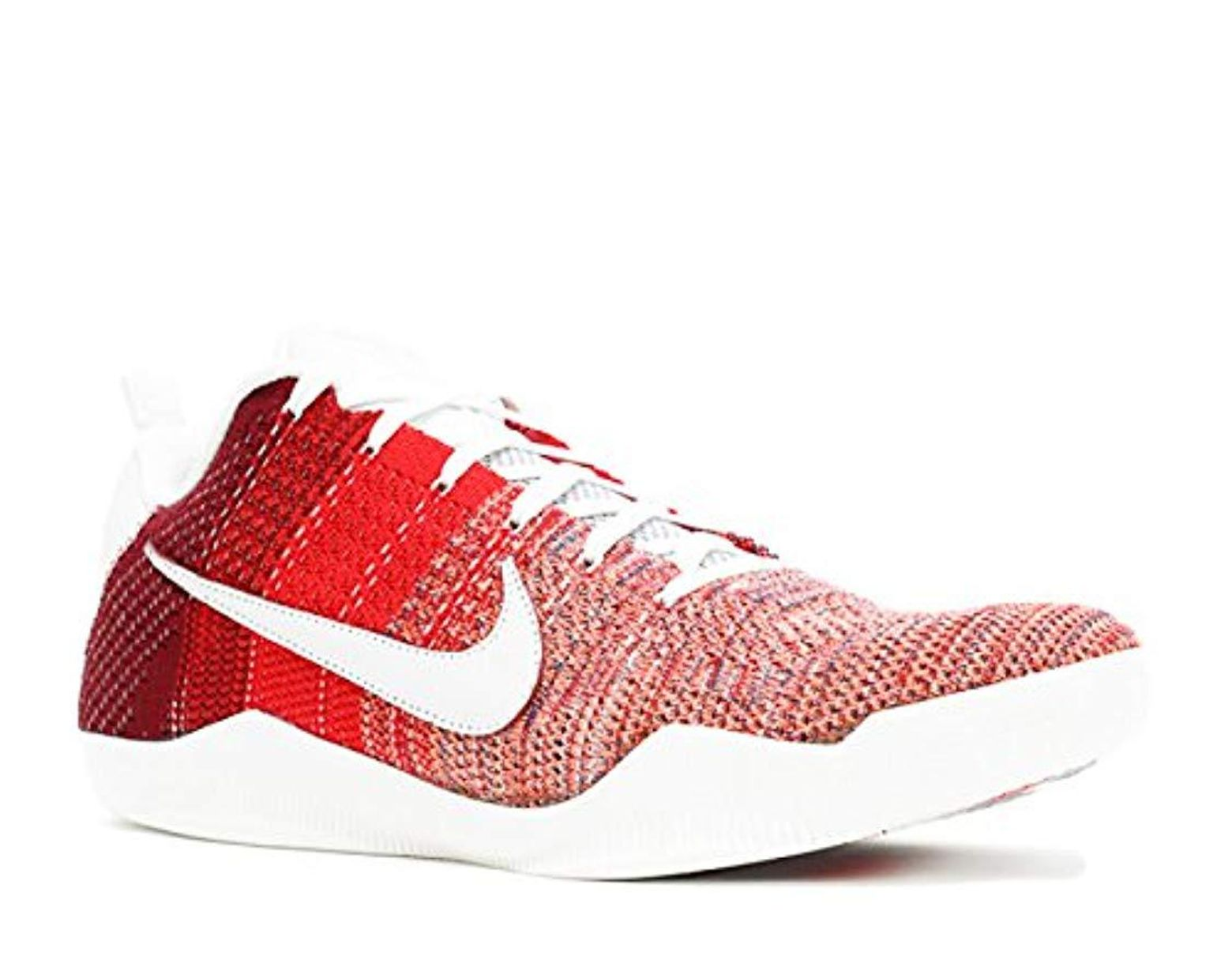 cheaper 8f397 4f9fd Nike Kobe Xi Elite Low 4kb Basketball Shoes in Red for Men ...