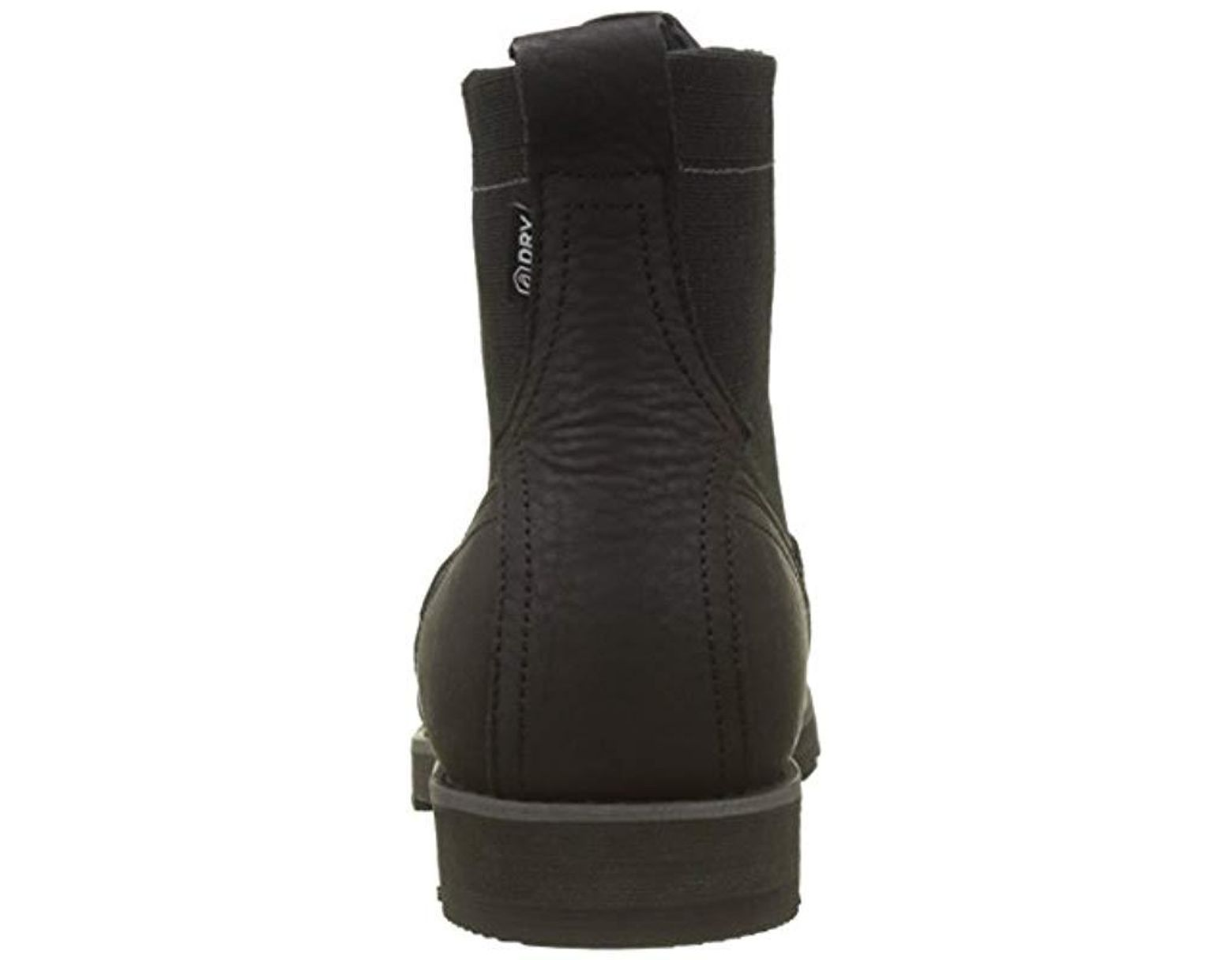 5e0a6de4 Levi's Logan Ca Desert Boots in Black for Men - Lyst