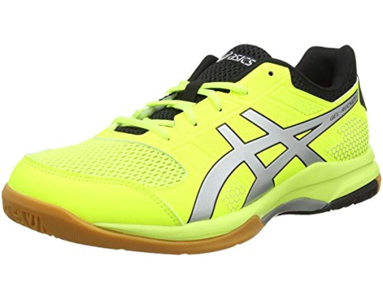 217640d1479be Asics Gel-rocket 8 Multisport Indoor Shoes in Yellow for Men - Save ...