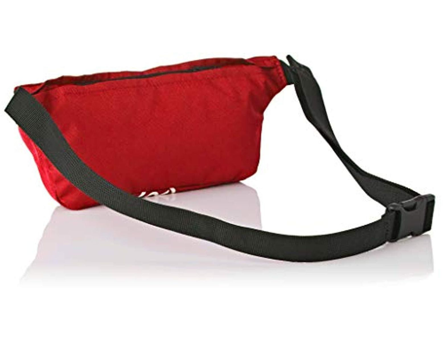 f17c2d7ce Levi's Brilliant Red Banana Sling Bag in Red for Men - Save 15% - Lyst