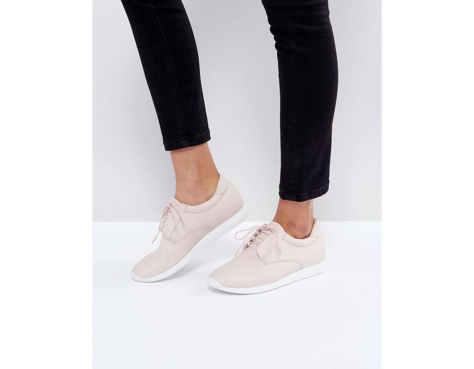 12356f93c8b796 Lyst - Vagabond Kasai Textile Sneaker In Pink in Pink