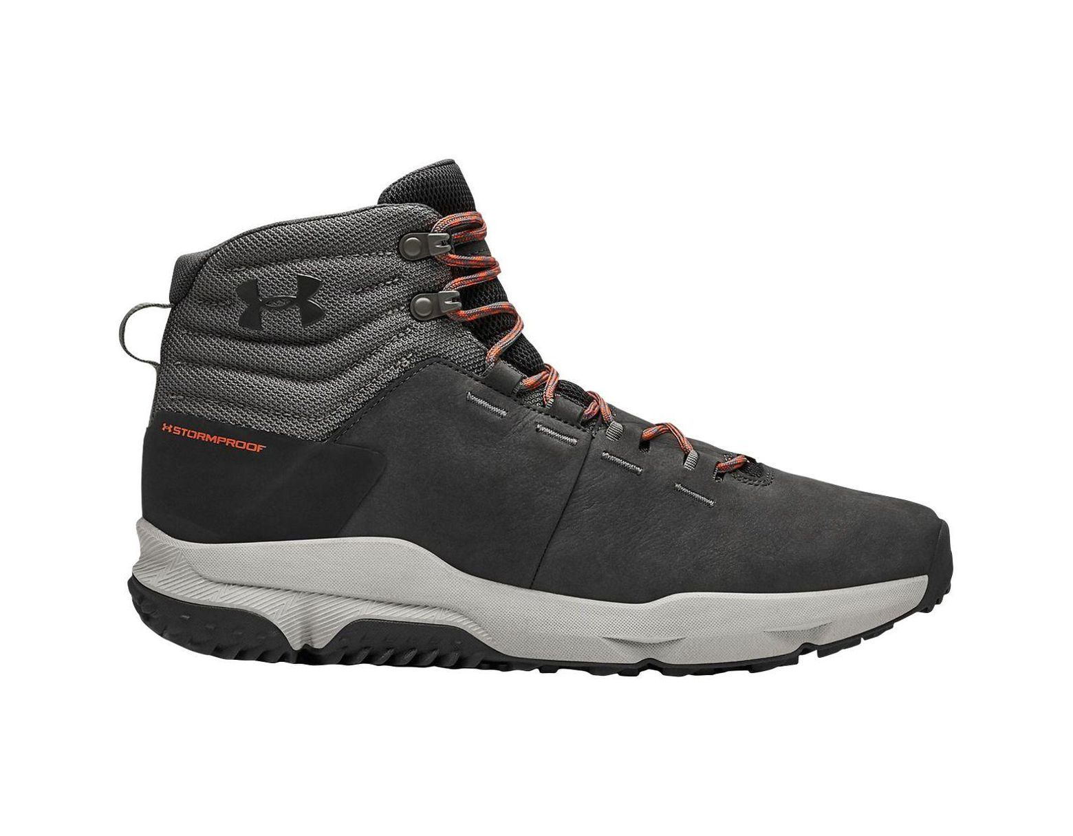 the best attitude ea99c 9c504 Under Armour Culver Mid Wp Boot in Gray for Men - Lyst