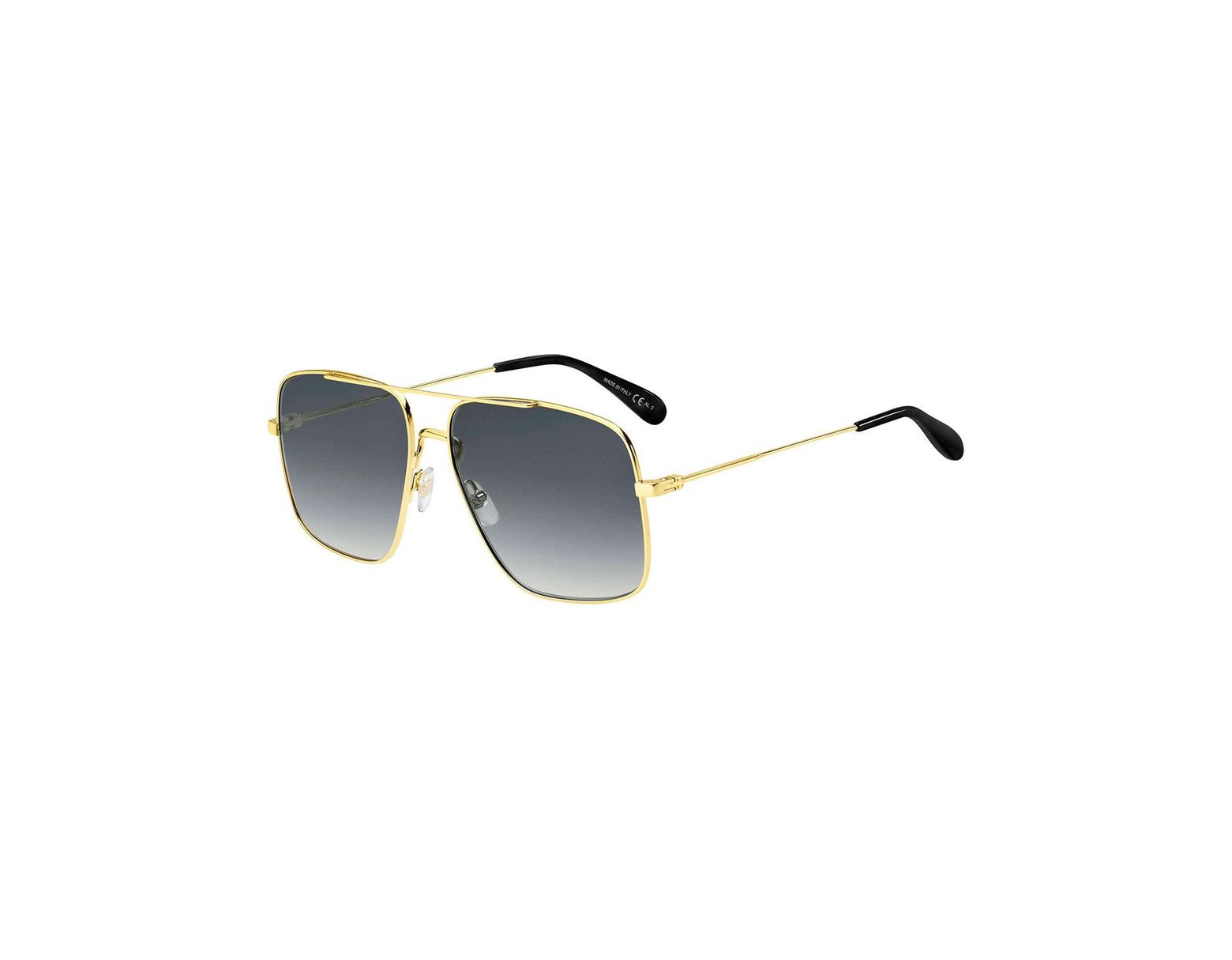 3bf6f6d3d Givenchy Men's Metal Aviator Sunglasses in Metallic for Men - Lyst