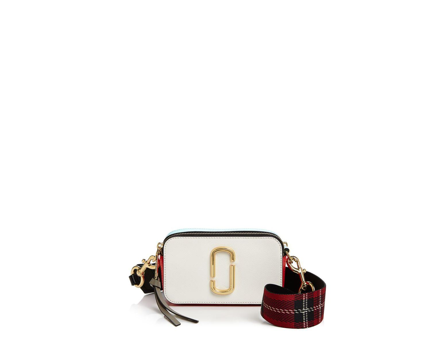 2675f105786 Marc Jacobs Snapshot Leather Camera Bag - Save 20% - Lyst