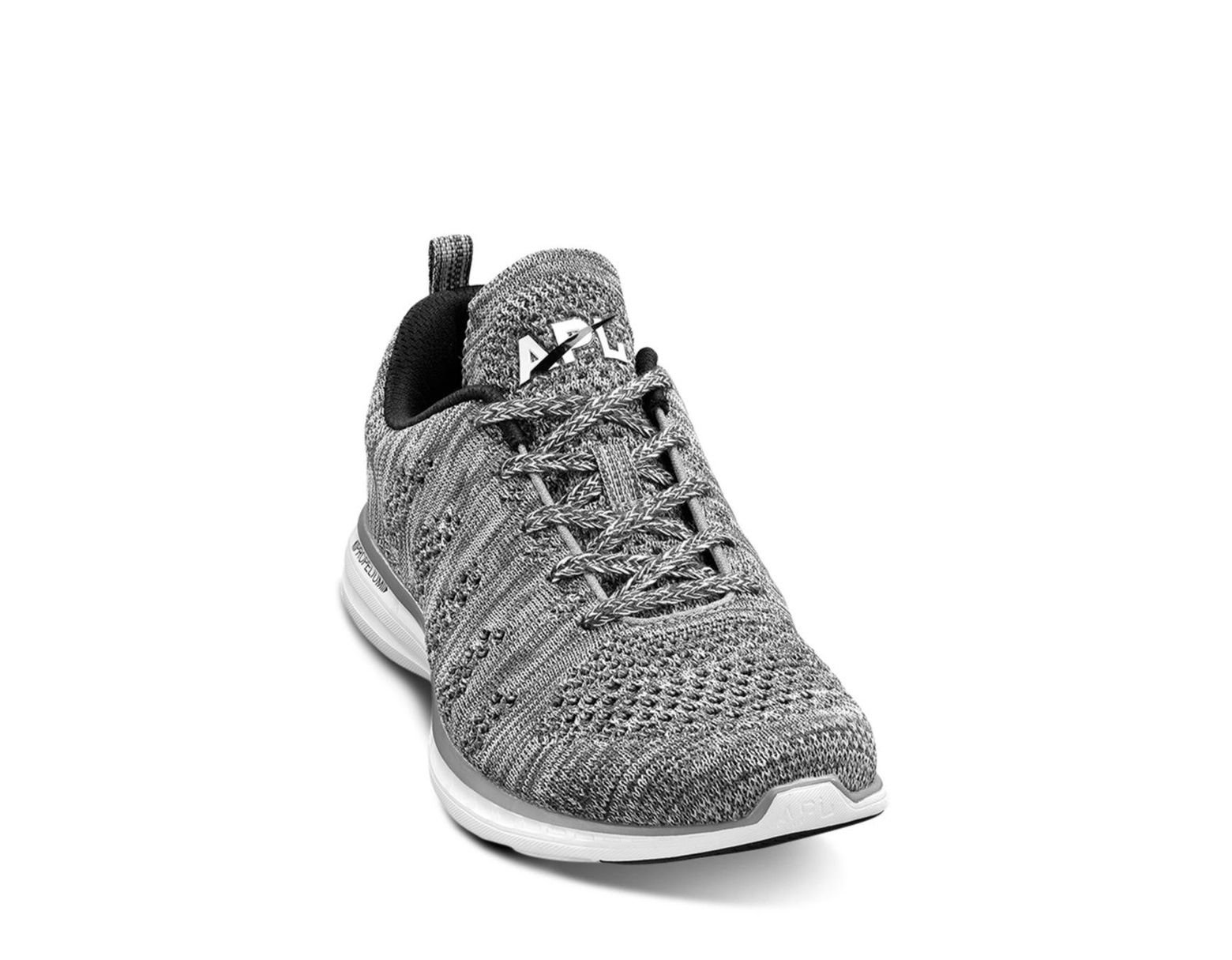 e4360d7b24ce Apl: Athletic Propulsion Labs Athletic Propulsion Labs Women's Techloom Pro Knit  Low - Top Sneakers in Gray - Save 45% - Lyst