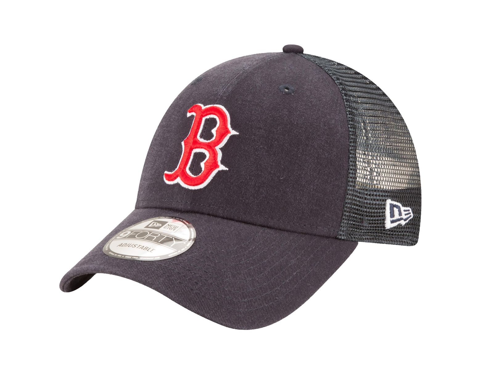 premium selection 0bc89 d88ee KTZ Boston Red Sox Mlb 9forty Trucker Cap in Blue for Men - Lyst