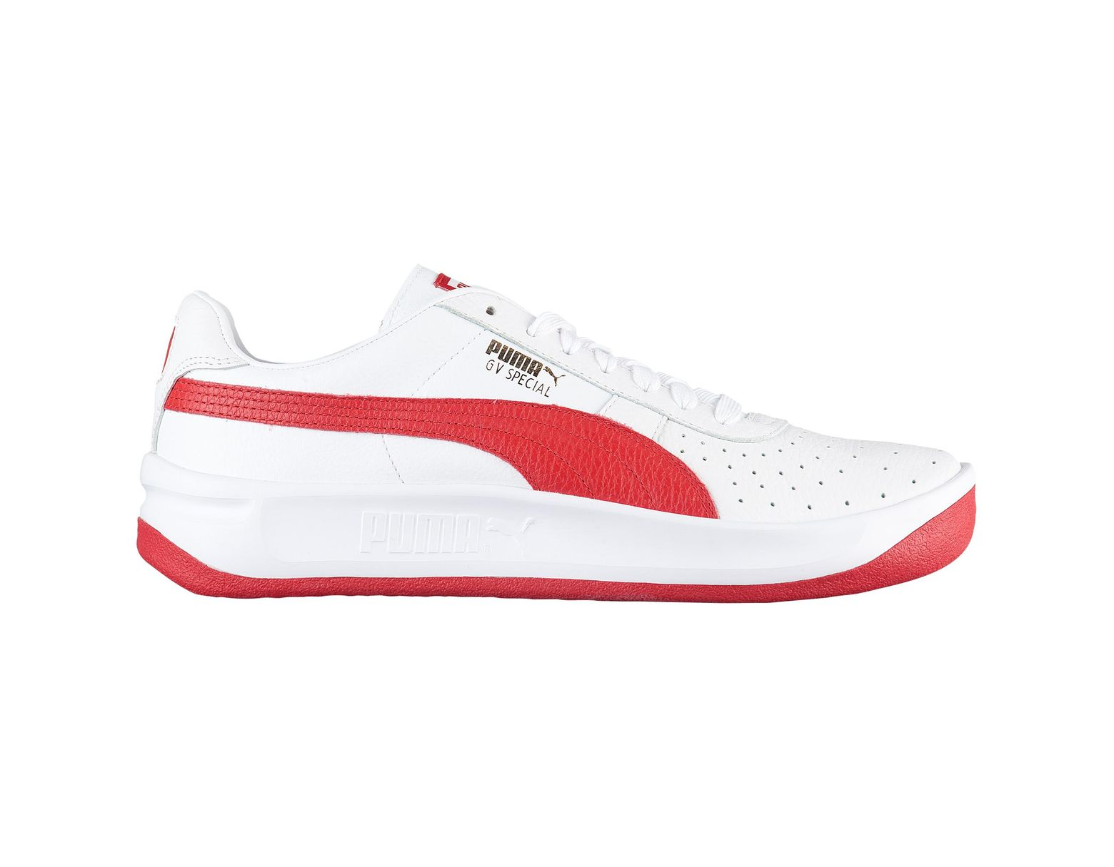 962b15433ab PUMA - Red Gv Special + Tennis Shoes for Men - Lyst
