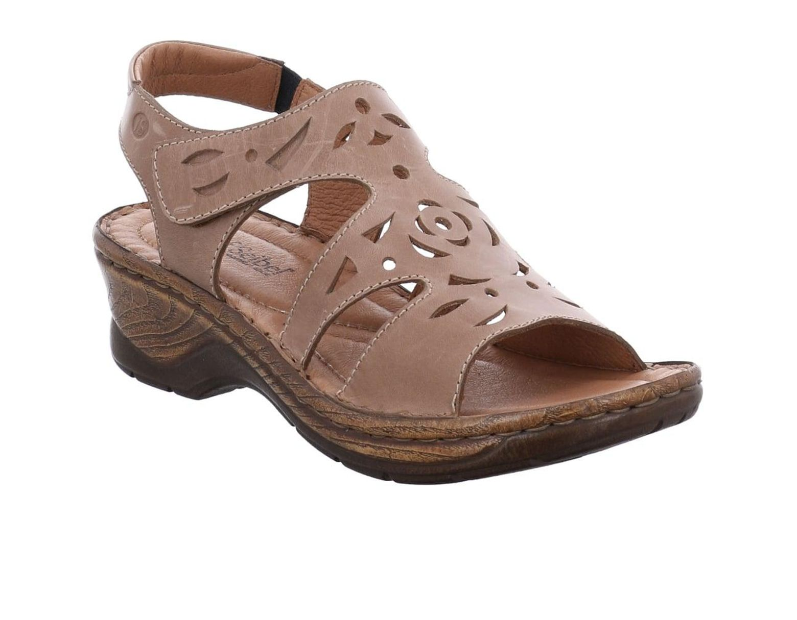 0a03a1787115 Lyst - Josef Seibel Catalonia 56 Womens Sandals in Brown