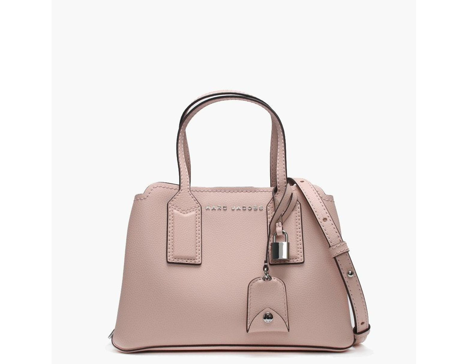 5b3e3b202e2 Marc Jacobs The Editor 29 Pearl Pink Leather Tote Bag in Pink - Lyst