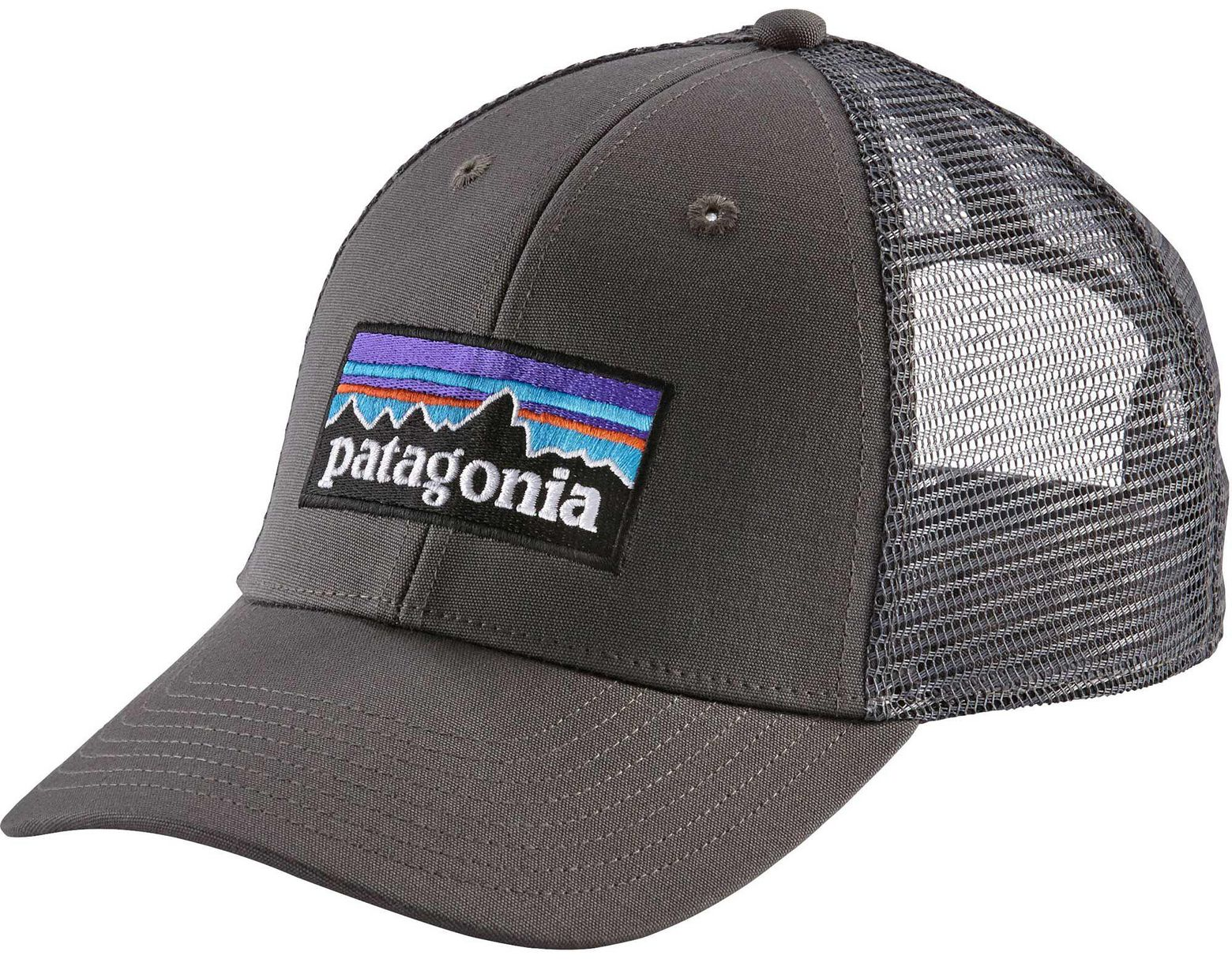 53cab139 Patagonia P-6 Lopro Trucker Hat in Gray for Men - Save 45% - Lyst
