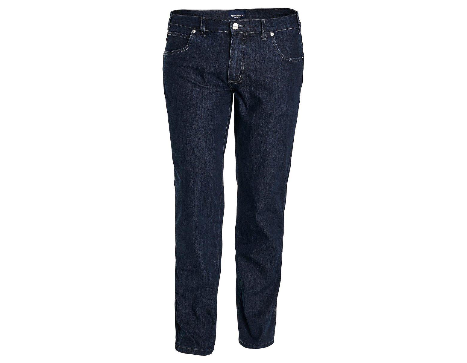 f664f885b514 North 56'4 North 56 4 Big & Tall Mick Denim Jeans in Blue for Men - Lyst