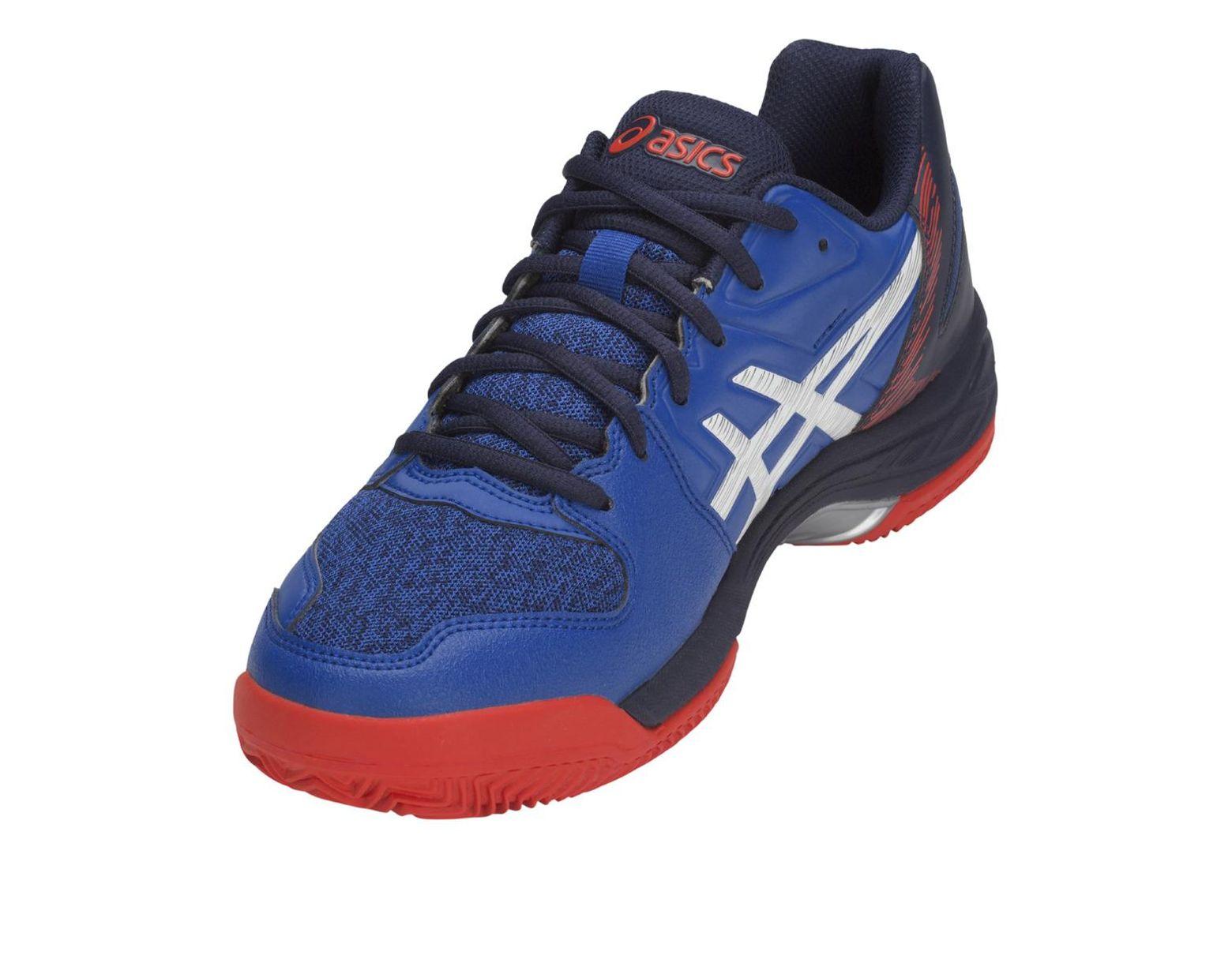 Men's Blue Gel padel Exclusive 5 Sg Paddle Tennis Shoes