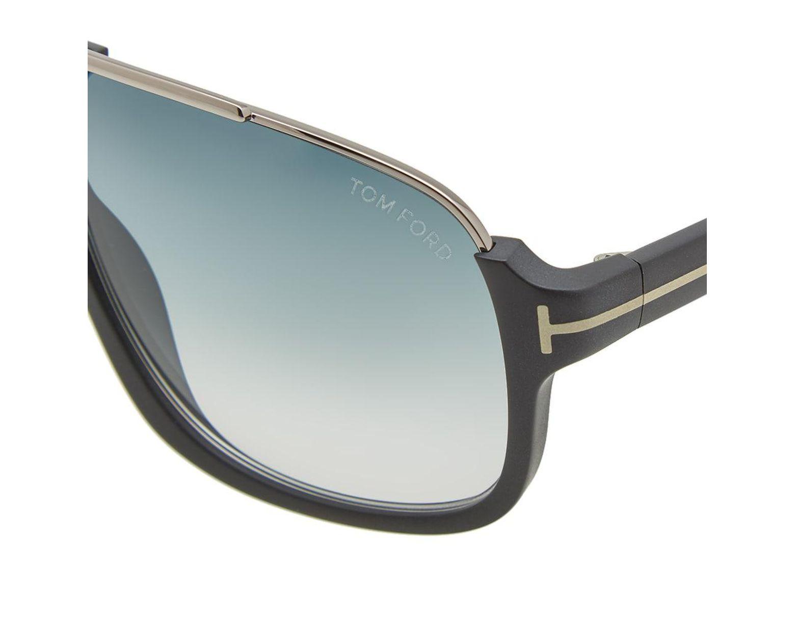 af4e43a220 Tom Ford Tom Ford Ft0335 Elliot Sunglasses in Black for Men - Lyst