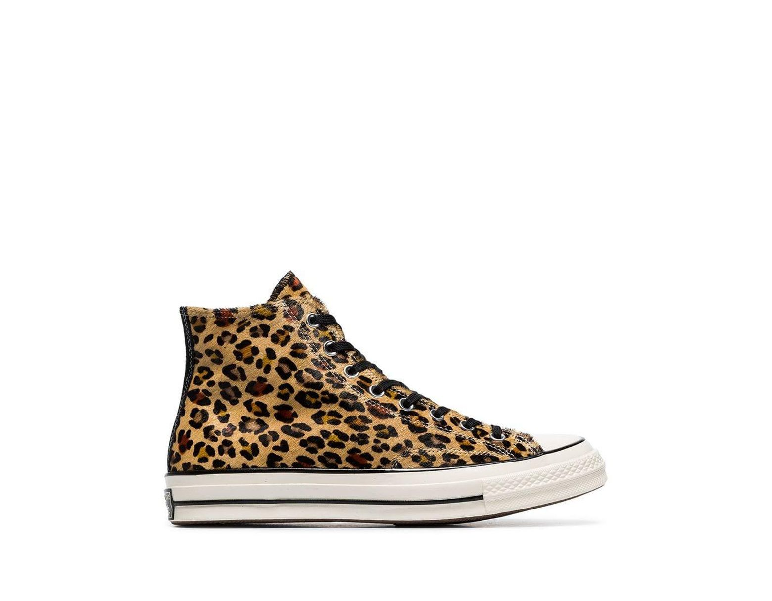 c646ed2bac07 Converse Leopard Print Chuck Taylor 70's High-top Sneakers for Men - Lyst