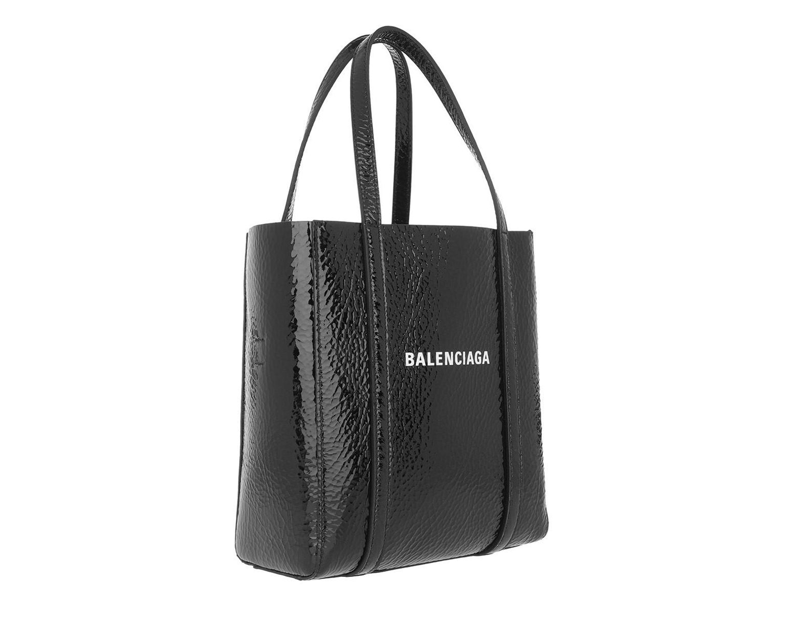 b0b2784eac Balenciaga Small Bazar Shopper Leather Black/gold in Black - Lyst