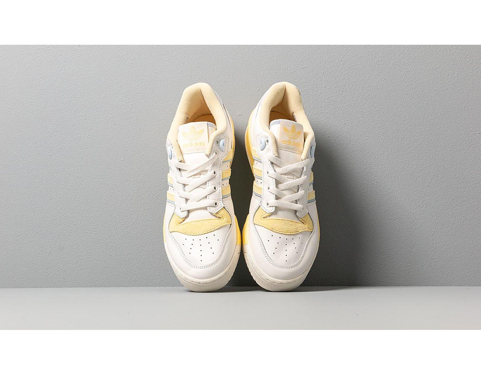White Easy Adidas Rivalry Originals Low Cloud Off nO0wPk