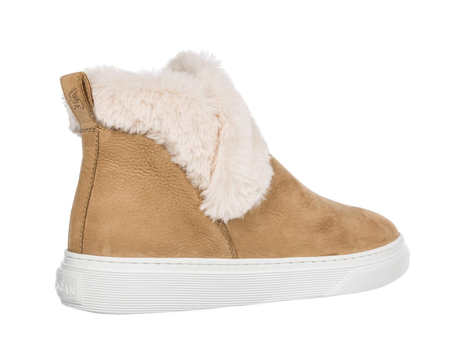 Natural Ankle Boots Active One Women Beige