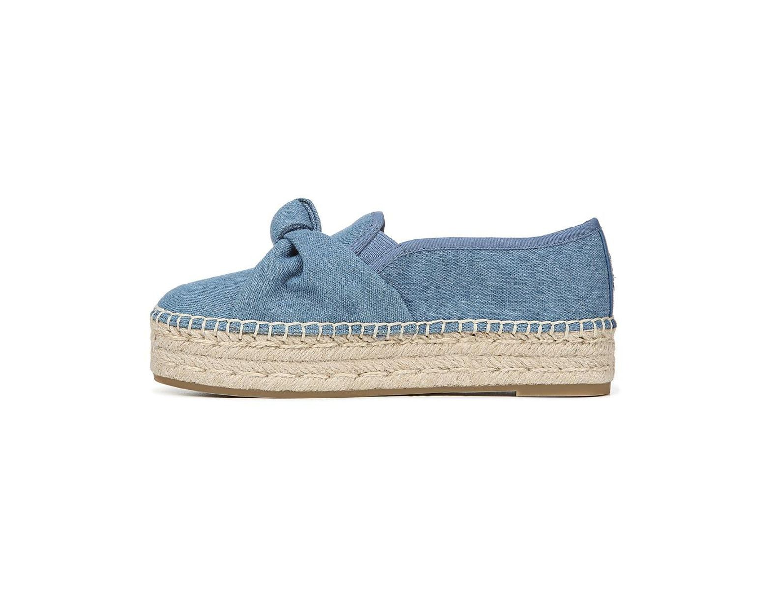 e54fcd9e6 Circus by Sam Edelman Columbia (mid Blue Metallic Metallic Denim) Shoes in  Blue - Save 51% - Lyst