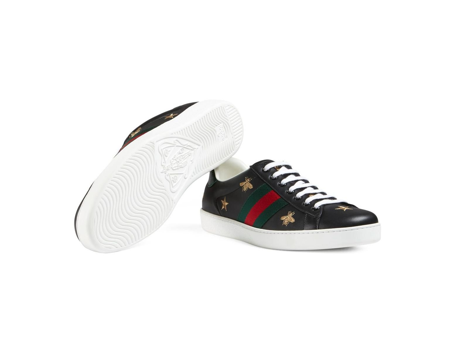 079de72ba Lyst - Gucci Ace Embroidered Sneaker for Men - Save 21%