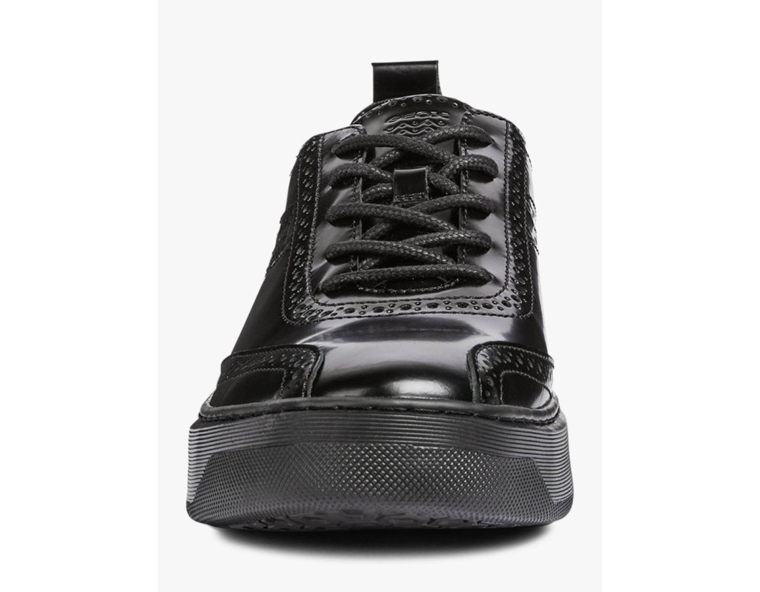 8582830a604 Geox Deiven Breathable Trainers in Black for Men - Lyst