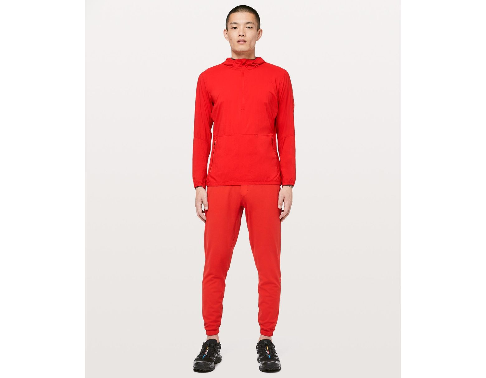 83fd65e57 lululemon athletica Lost In The Hustle Anorak  lunar New Year in Red for  Men - Save 50% - Lyst