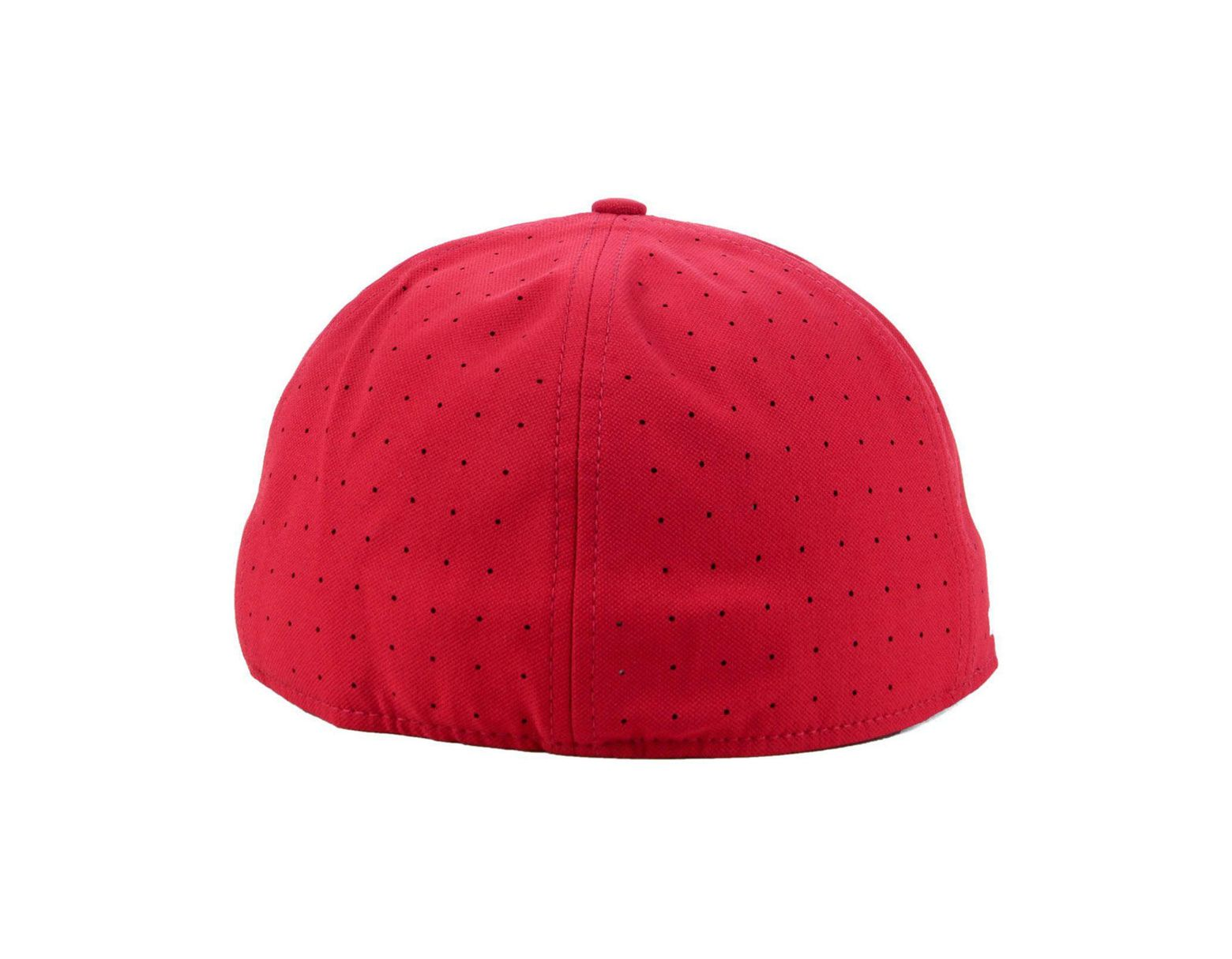hot sale online eb1b9 cfa61 Nike Stanford Cardinal Aerobill True Fitted Baseball Cap in Red for Men -  Lyst