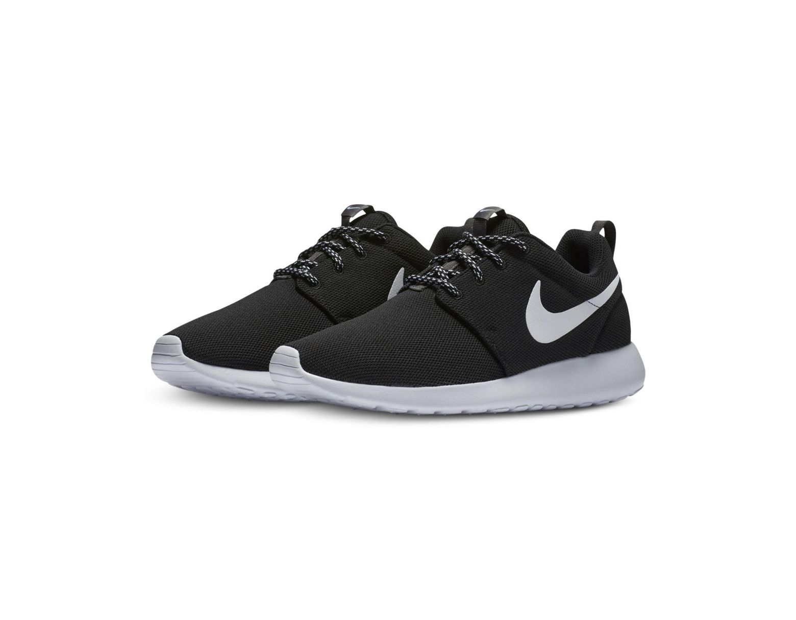 ed8af0fada0ca Lyst - Nike Women s Roshe One Casual Sneakers From Finish Line in Black for  Men - Save 19%