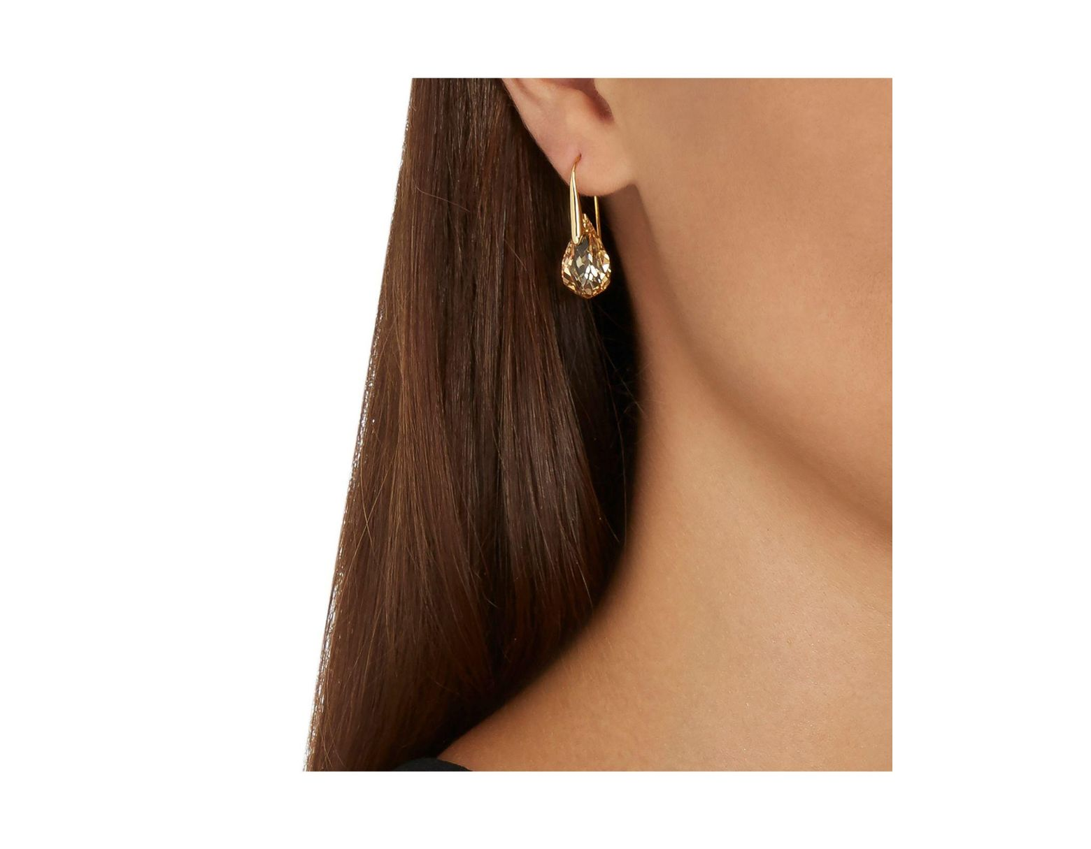 1c43db174 Swarovski Energic Earrings in Metallic - Save 30% - Lyst