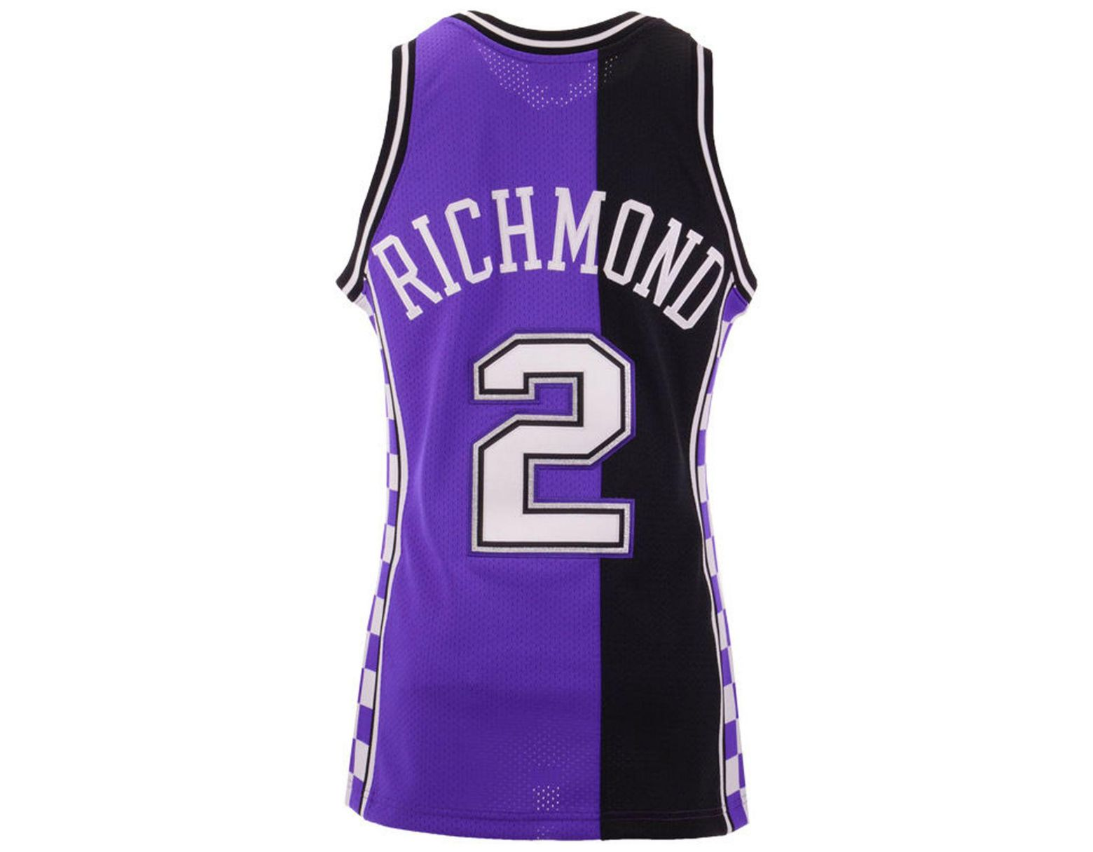 64a47df9354 Lyst - Mitchell   Ness Mitch Richmond Sacramento Kings Authentic Jersey in  Purple for Men