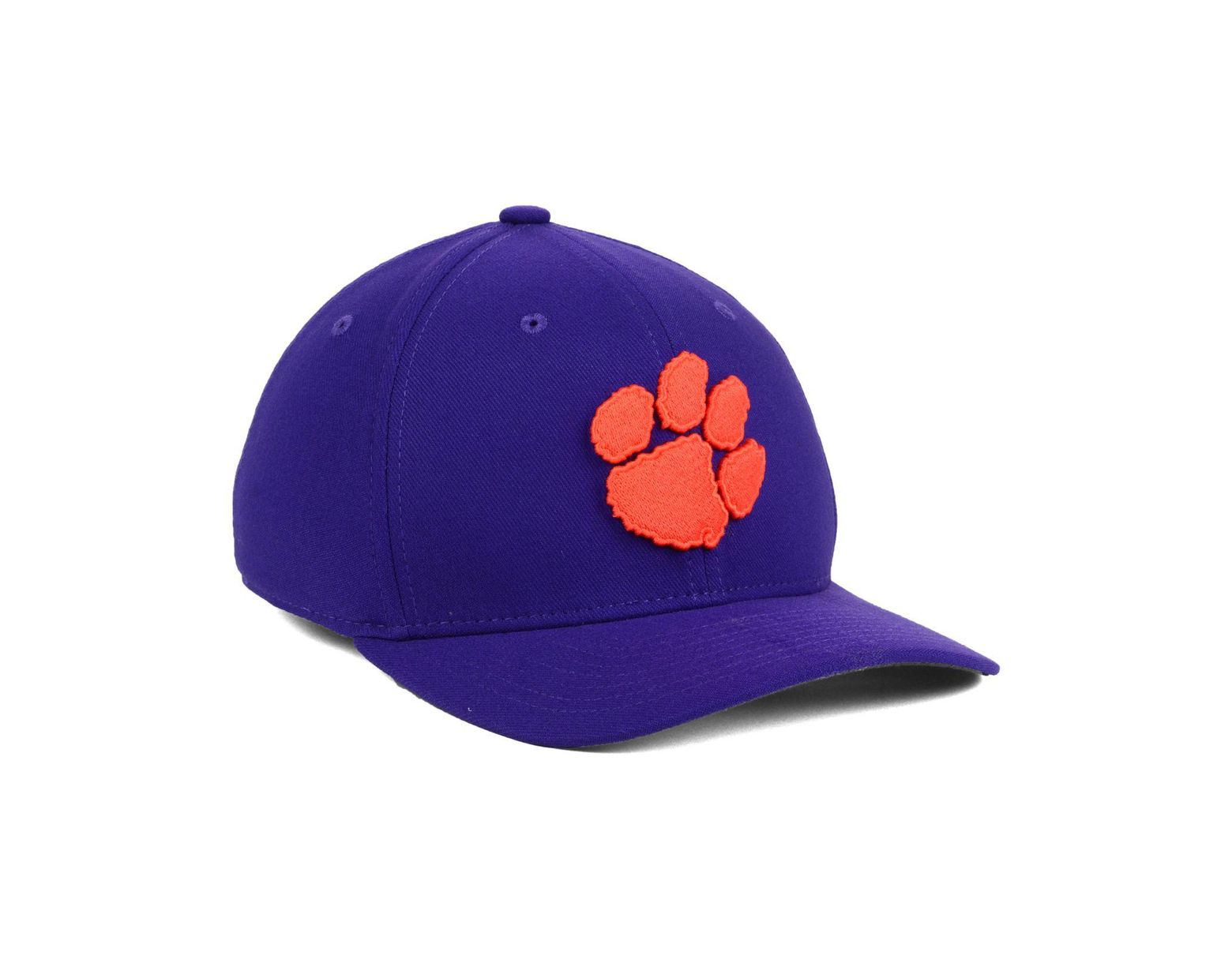 wholesale dealer 7e453 fc3bf Nike Clemson Tigers Classic Swoosh Cap in Purple for Men - Lyst