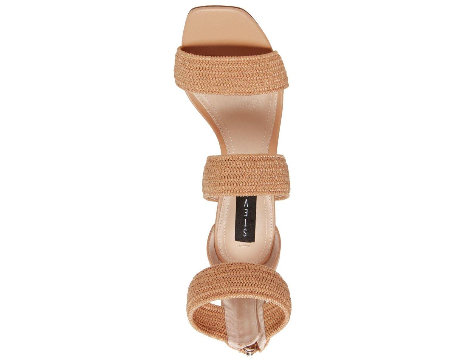 9851b929d821 Lyst - Steven by Steve Madden Jelly Stretch Dress Sandals