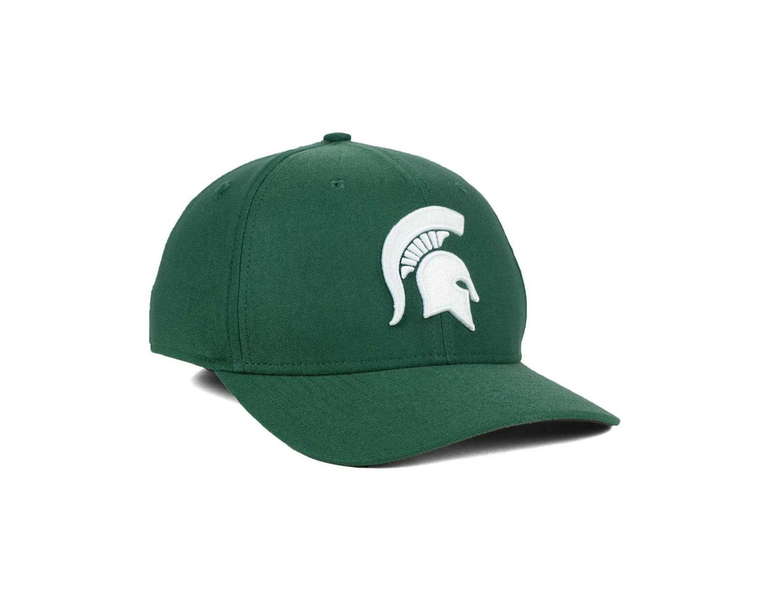 new product 40191 eff17 Nike Michigan State Spartans Classic Swoosh Cap in Green for Men - Save 40%  - Lyst