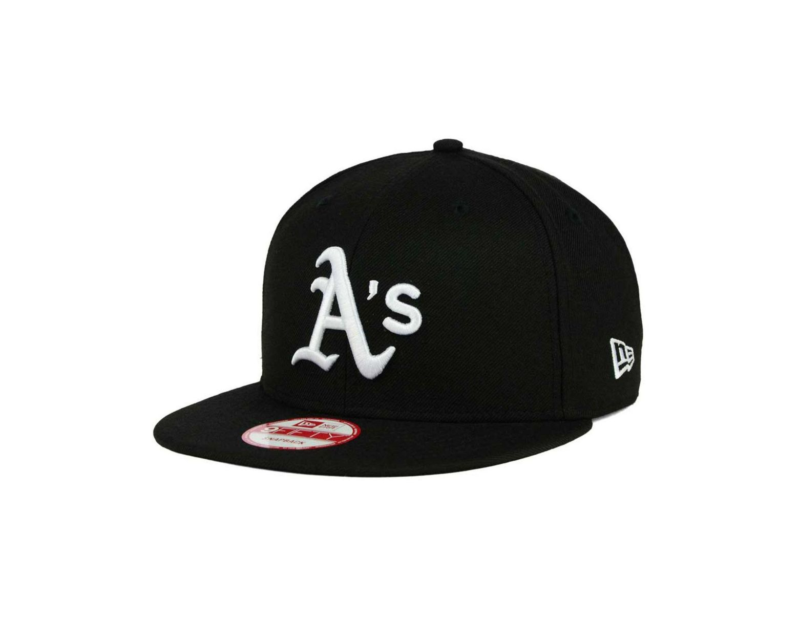separation shoes 37c7c 49b8b KTZ Oakland Athletics B-dub 9fifty Snapback Cap in Black for Men - Lyst