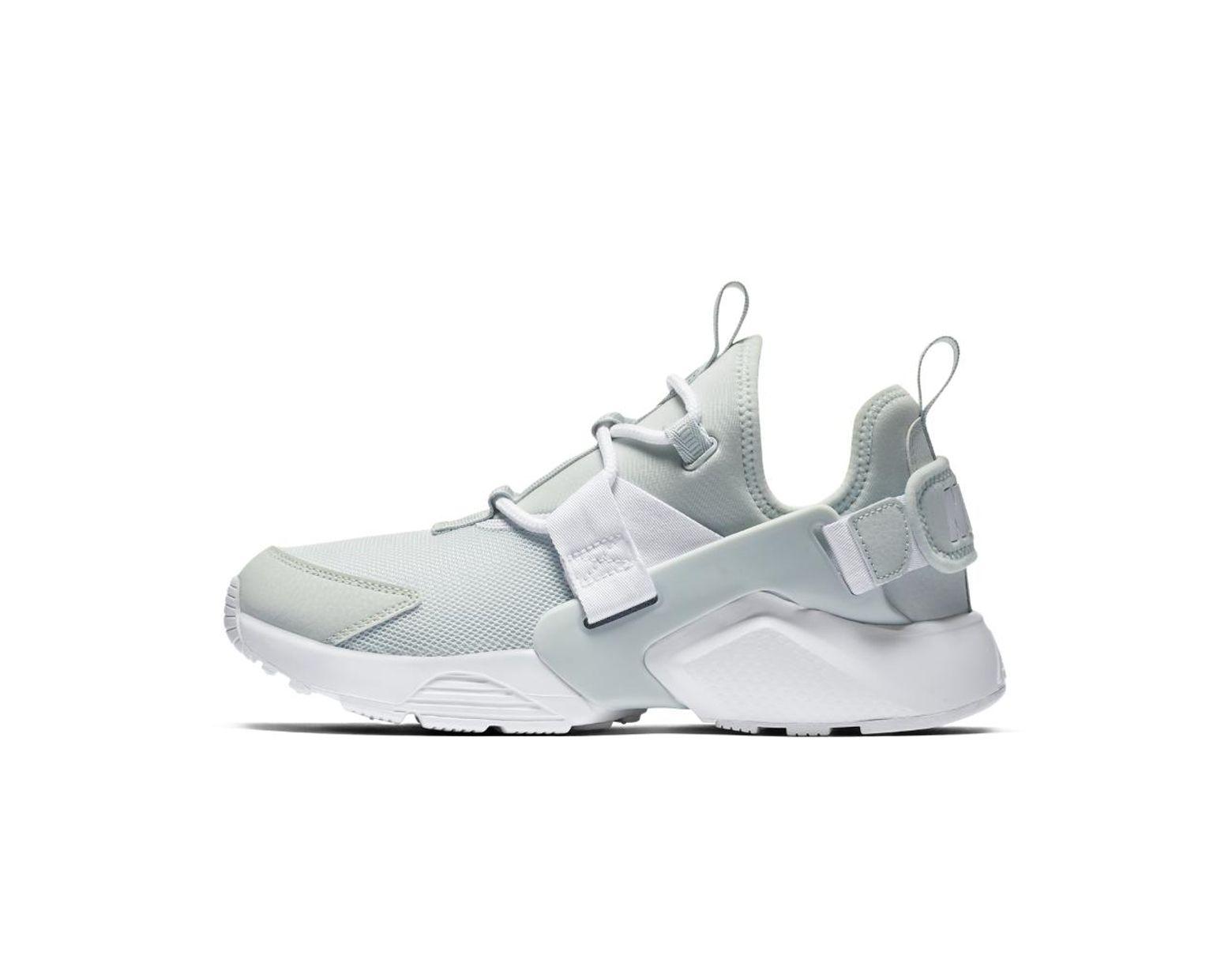 2cd09f3c01fa9 Lyst - Nike Air Huarache City Low Women s Shoe in Gray