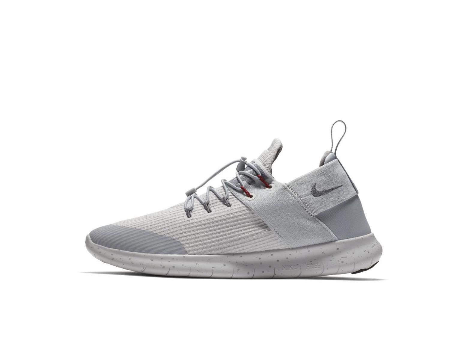 8f580f32ccddb Lyst - Nike Free Rn Commuter 2017 Utility Women s Running Shoe in Gray