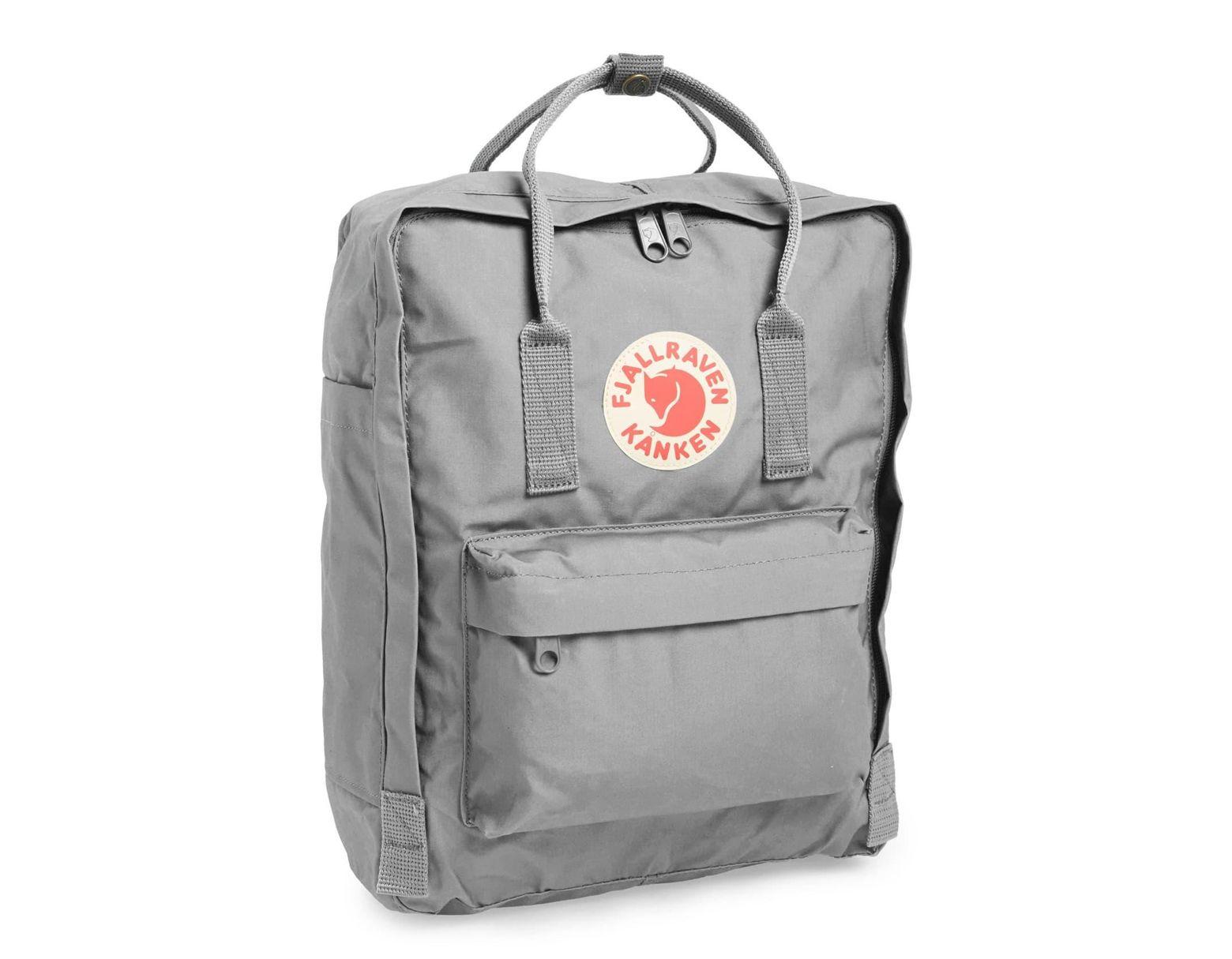 90713a3b9 Fjallraven Fjällräven Kånken Water Resistant Backpack in Gray - Save 4% -  Lyst