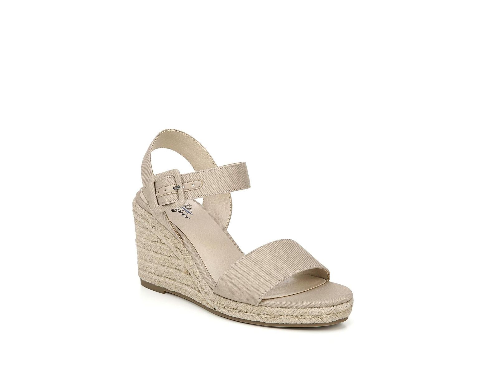 d8d30886f00 LifeStride Tango Espadrille Wedge Sandal - Wide Width Available - Lyst