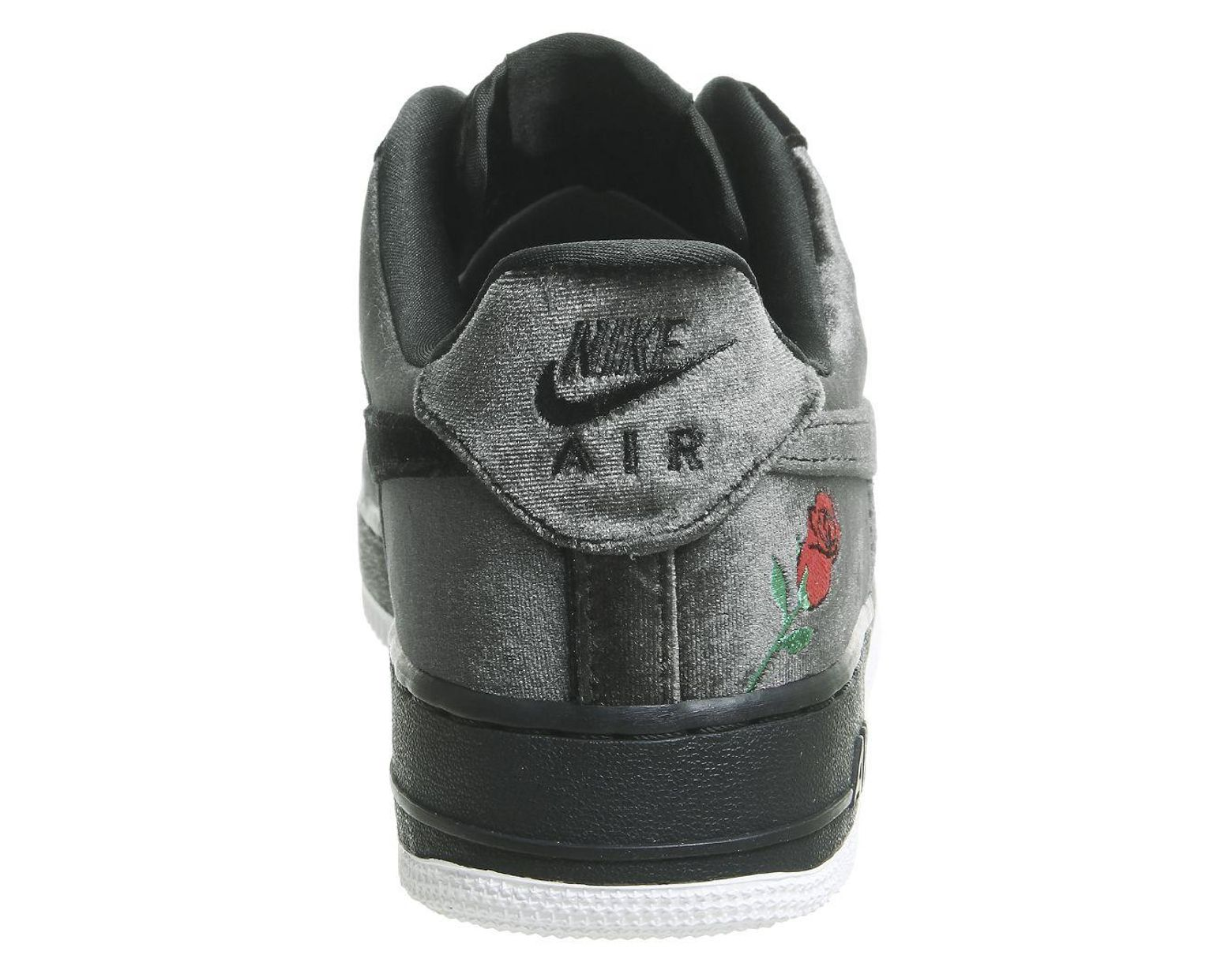 e77bc26623e1 Lyst - Nike Air Force 1 07 Trainers in Black for Men