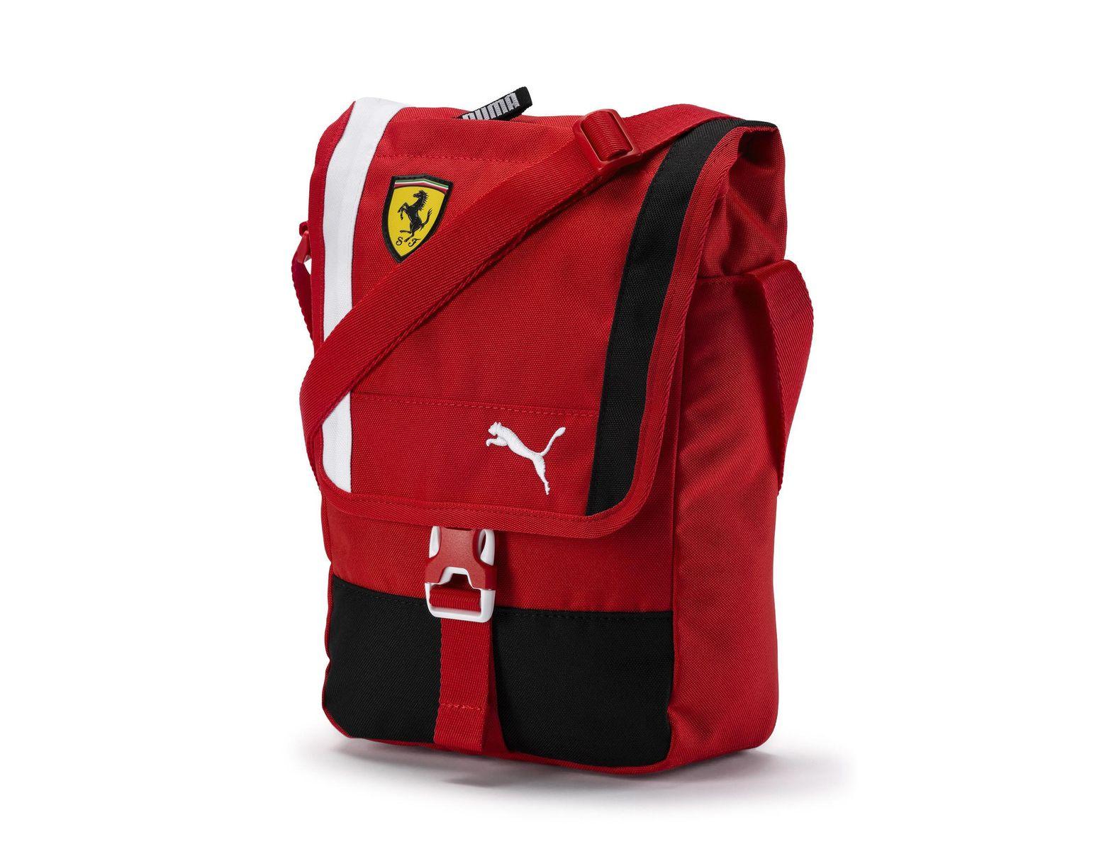 14bfcbfa0cb15 PUMA Scuderia Ferrari Fanwear Portable in Red for Men - Lyst