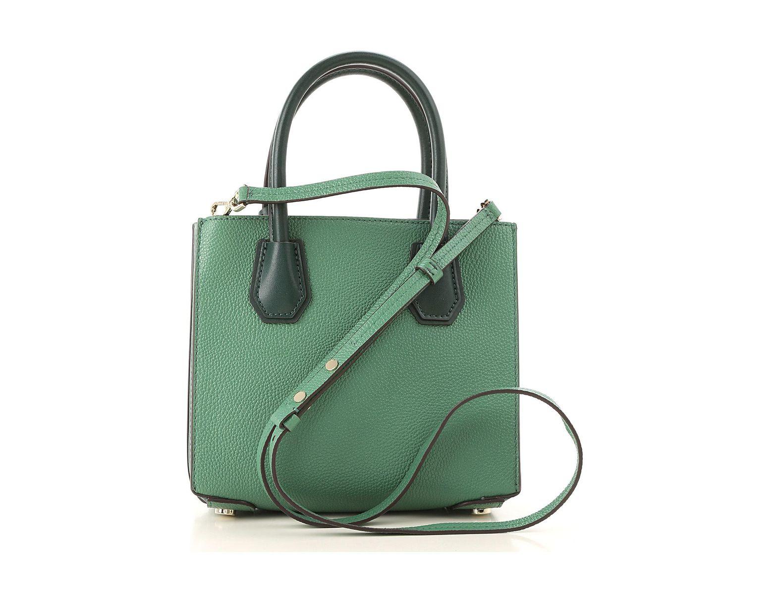 1b6b477b202971 Michael Kors Handbags in Green - Lyst