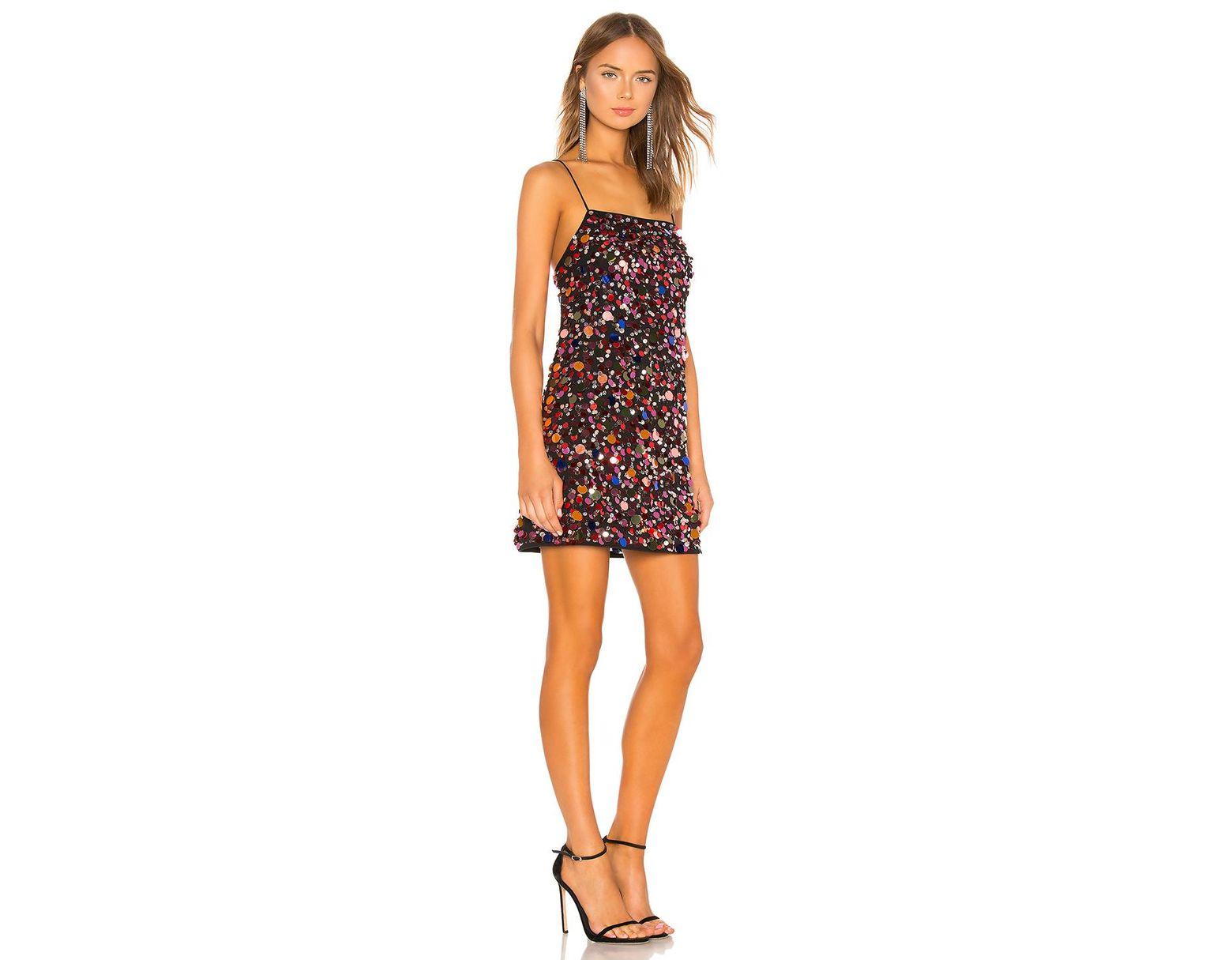 1cf965b5558 Lovers + Friends Chloe Mini Dress - Lyst