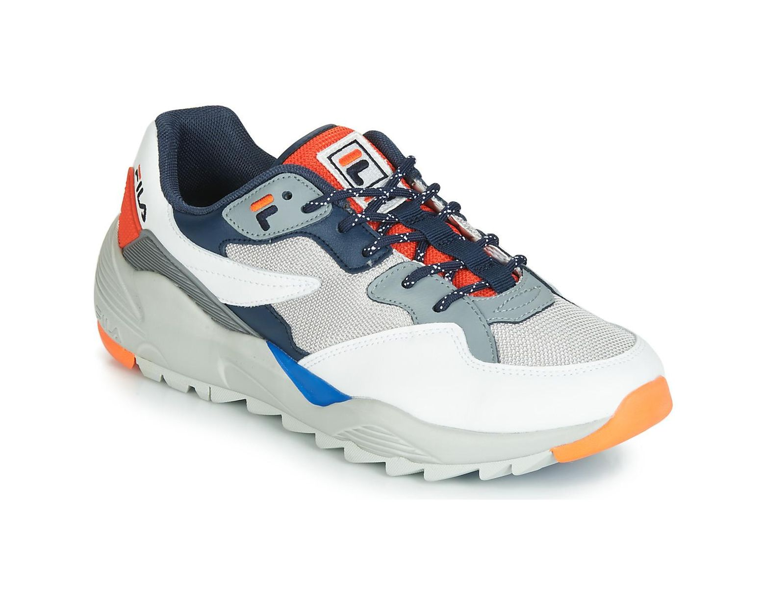 8103dce8bf Fila Vault Cmr JOGGER Cb Low Shoes (trainers) in Gray for Men - Lyst